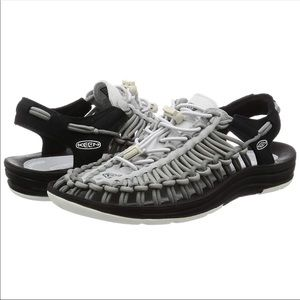 Keen Round Cord Sandals 8/ Wide